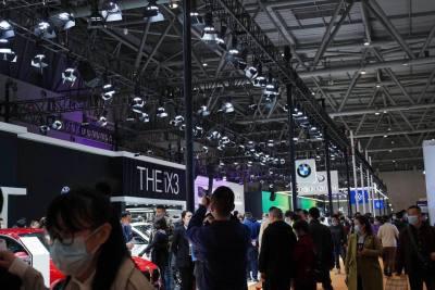 科技来袭,潮流至上!2021重庆国际车展与你豪爽相遇