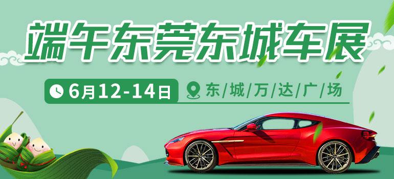 2021年东莞万达(端午)车展