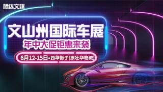 2021文山州国际车展