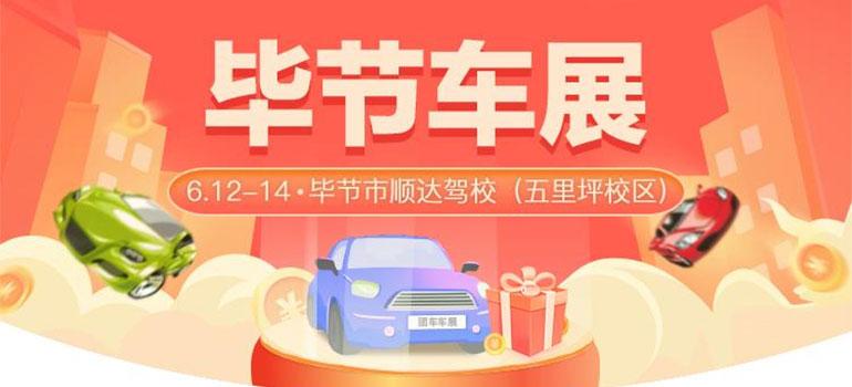 2021毕节第三届惠民团车节