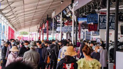 徐州五一广电车展完美收官,我们的故事未完待续……