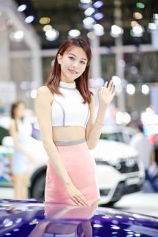 2021華中國際車展美人計撩人特輯,快來圍觀!