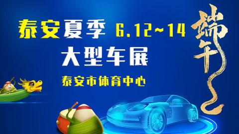 2021泰安夏季大型车展