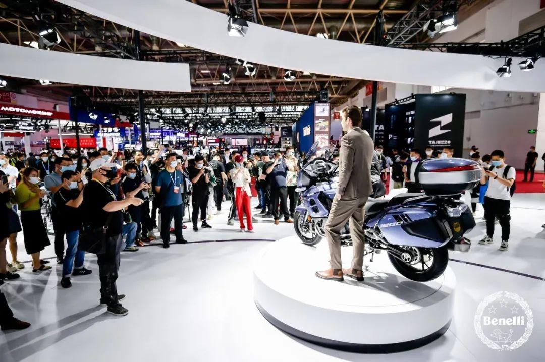 北京国际摩托车展