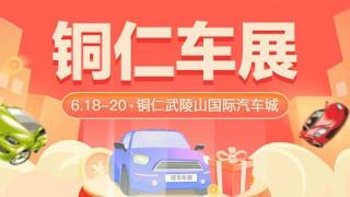 2021铜仁第九届惠民团车节暨藏宝车展