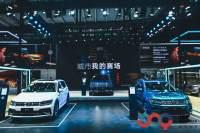 第四届无锡太湖国际车展今日开幕!厂家展具、现场high爆了!