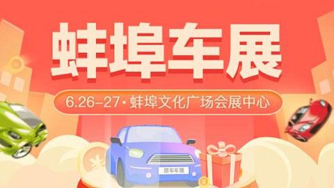 2021蚌埠第十六届惠民团车节