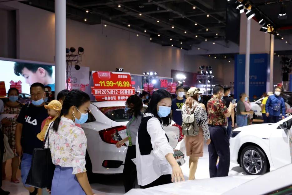 大三亚国际车展