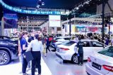 热点!走进海南国际汽车博览会现场