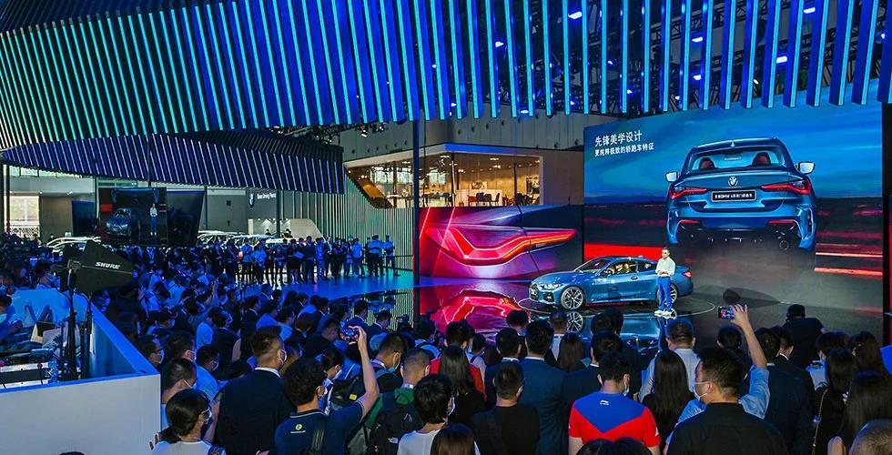 新疆國際車展