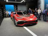 2021慕尼黑车展:梅赛德斯AMG ONE准量产版亮相