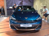 2021慕尼黑车展:Cupra Born正式亮相