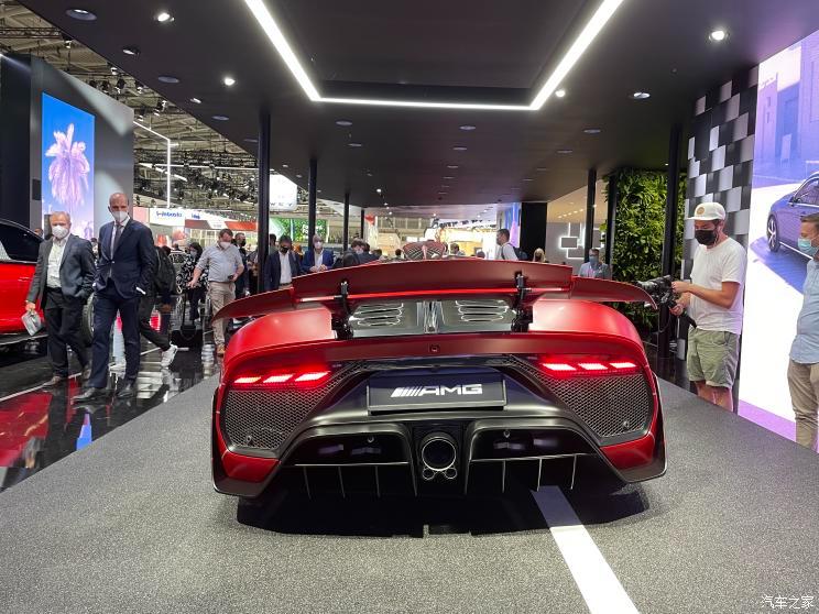 慕尼黑车展 梅赛德斯AMG ONE