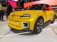 2021慕尼黑车展:雷诺5电动概念车首发