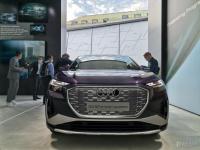 2021慕尼黑车展:奥迪Q4 e-tron Sportback
