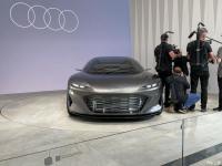 2021慕尼黑车展:奥迪grandsphere概念车