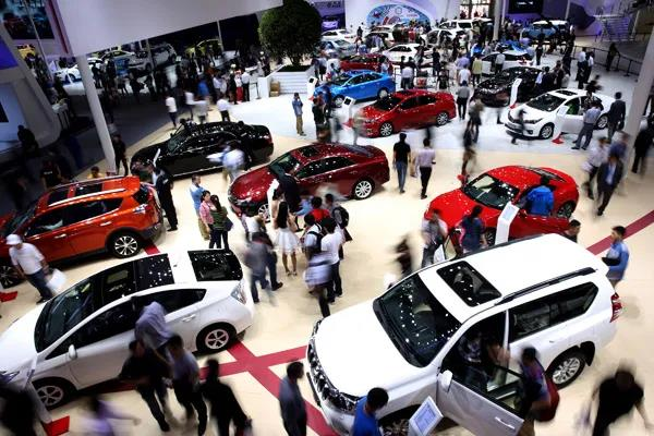 合川国际汽车展