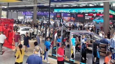 70余品牌携500余款畅销车型齐聚亮相潍坊富华国际车展