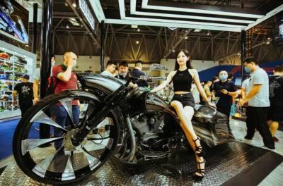 中國摩博會誠邀天下騎士騎聚重慶,13項主題活動狂歡4天3夜!