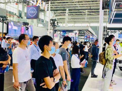 2021石家莊國際車展盛大開幕,中秋假期逛正定車展