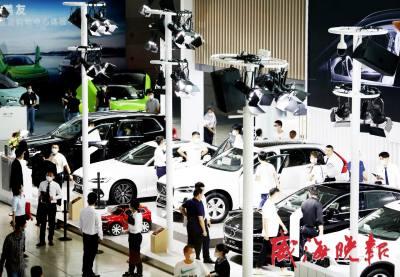 中秋月·丰收乐丨470余个品牌,600余款车齐聚威海中秋汽车展