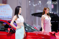辉煌二十载 蓄力再起航——2021(第二十届)南京国际车展绚丽开幕