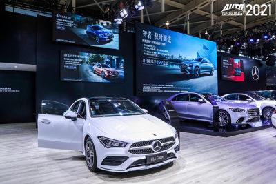 开启下一个十年:2021(第二十届)南京国际车展圆满落幕