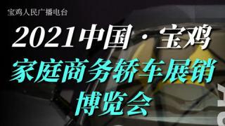2021宝鸡(第十二届)家庭商务轿车展销博览会