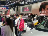 2021第十届沈阳国际车展10月1日盛大开幕,现场人气火爆!