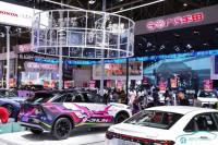第十一届佛山汽车工业博览会圆满落幕,5天销量9600辆