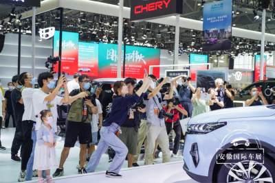 第十八屆安徽國際汽車展國慶震撼啟帷
