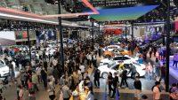 2021中國(天津)國際汽車展覽會閉幕