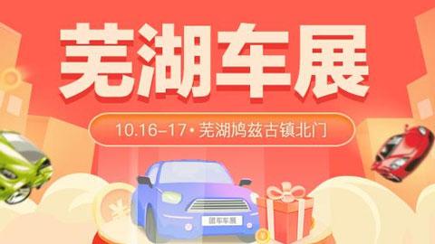 2021芜湖首届汽车文化旅游节暨第十九届惠民团车节