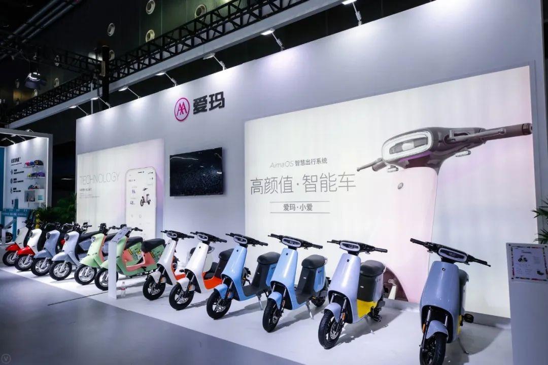 浙江国际自行车新能源电动车展