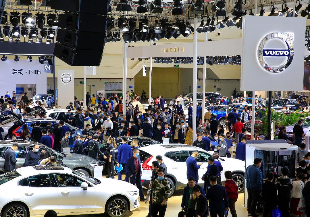 新疆双十二冬季车展