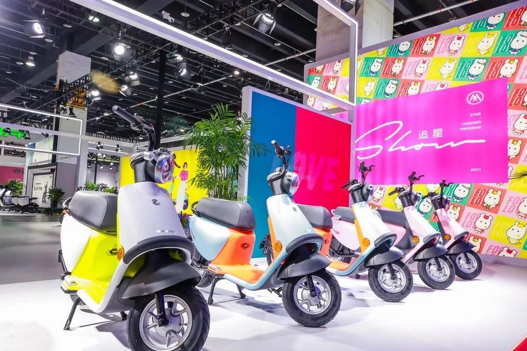 浙江自行车新能源电动车展览会