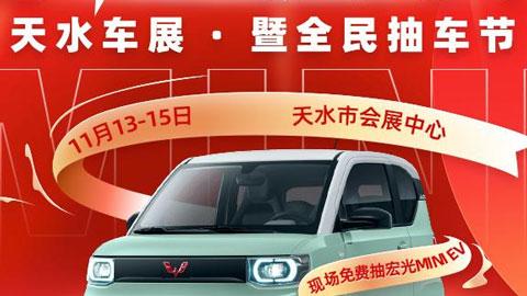 2021天水第十届惠民团车节