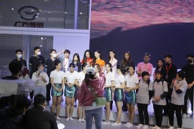 明天开幕!广州2021华南国际车展等你来,布展今晚完成